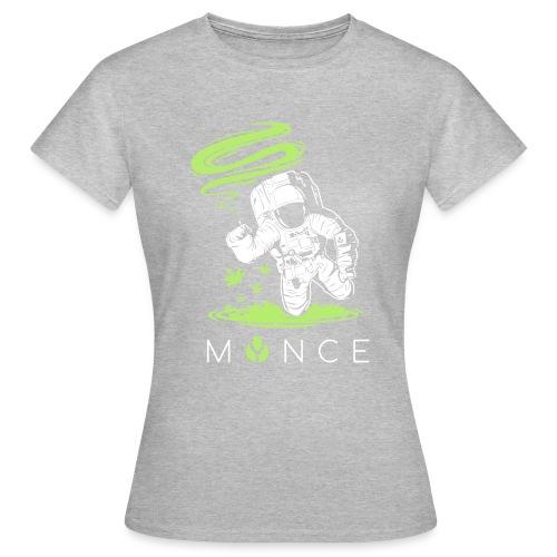 MYNCELUV – Astronaut T-Shirt - Frauen T-Shirt