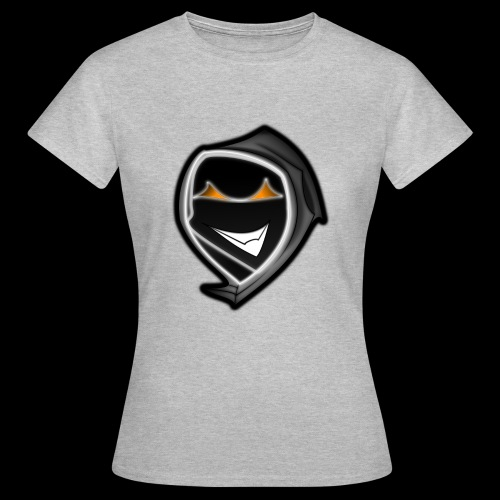 ghost svg - Frauen T-Shirt