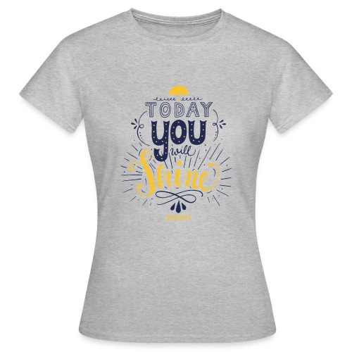 jopida shine - Frauen T-Shirt