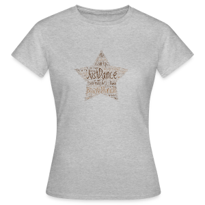 PAS Star braun - Frauen T-Shirt