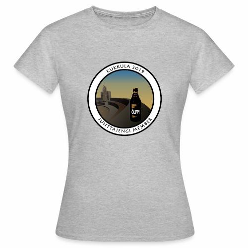 kukkula 2019 - Naisten t-paita
