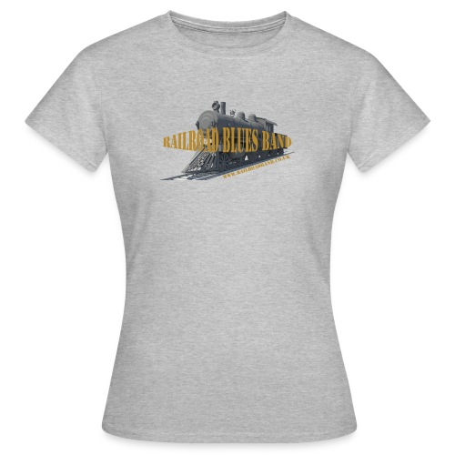Railroad2 - Women's T-Shirt