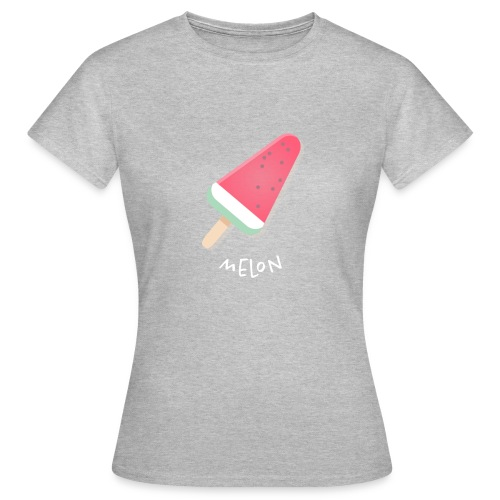 melon vrouwen t-shirt - Vrouwen T-shirt