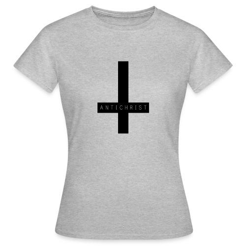 Cruz Anticristo - Camiseta mujer