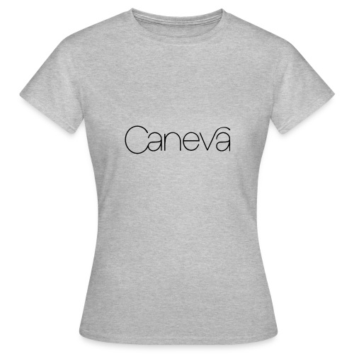 caneva logo - Frauen T-Shirt