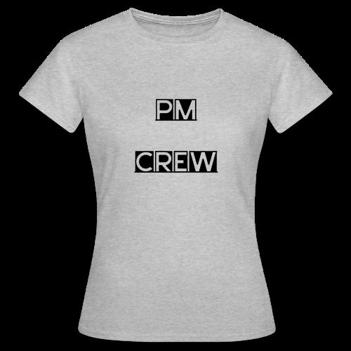 CREW Merch - Frauen T-Shirt