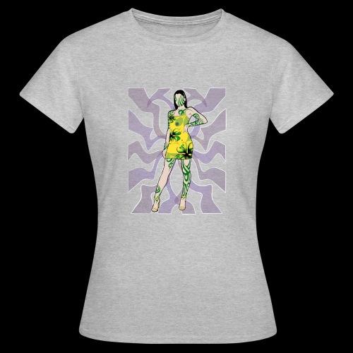 Motif Girl - T-shirt Femme