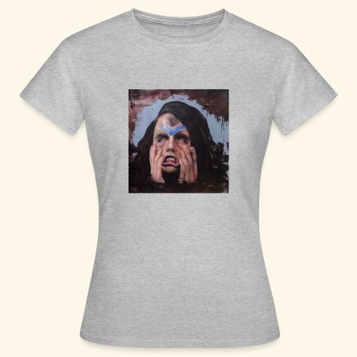 Psychedelic Stu Mackenzie - Women's T-Shirt