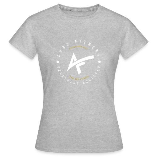 Aura Fitness BLACK/BLACK - Women's T-Shirt