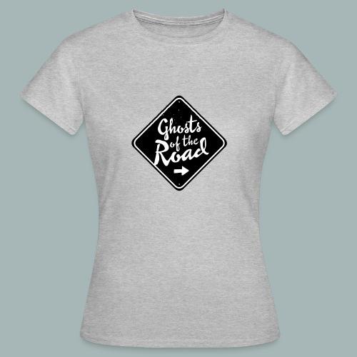 Ghosts of the Road - FreqsTV Official Merch - Frauen T-Shirt