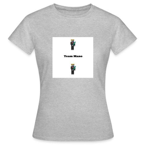 TeamMano shirt - Women's T-Shirt