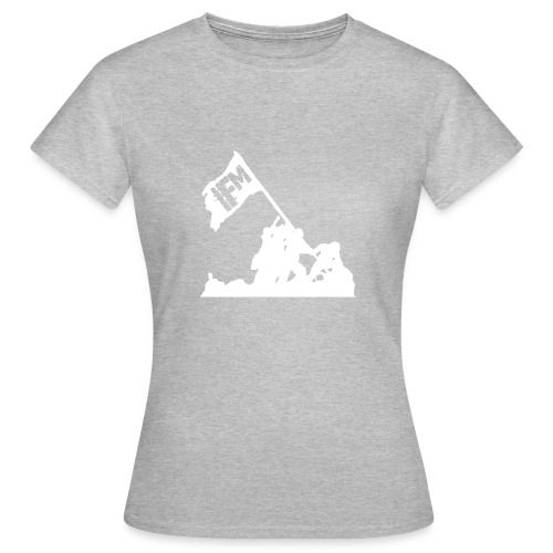 IFM LOGO - Frauen T-Shirt
