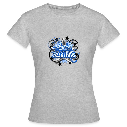 Absolute Allstars Logo - Women's T-Shirt