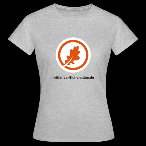 Initiative Eichenallee - Frauen T-Shirt