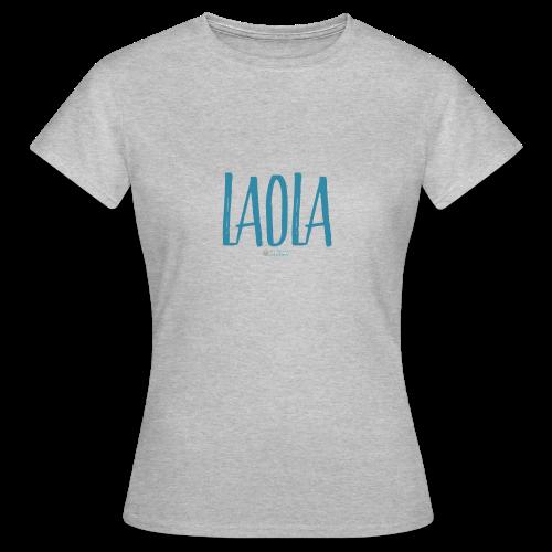 ola - Camiseta mujer