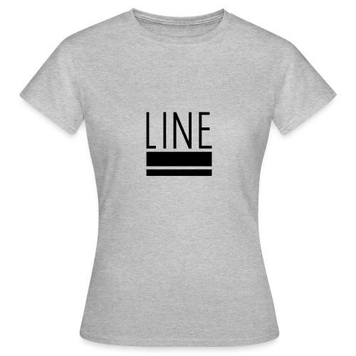 line - Maglietta da donna