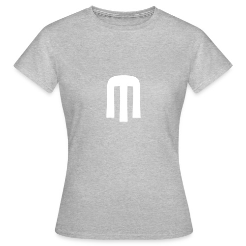 unstablishment logo blanc - T-shirt Femme