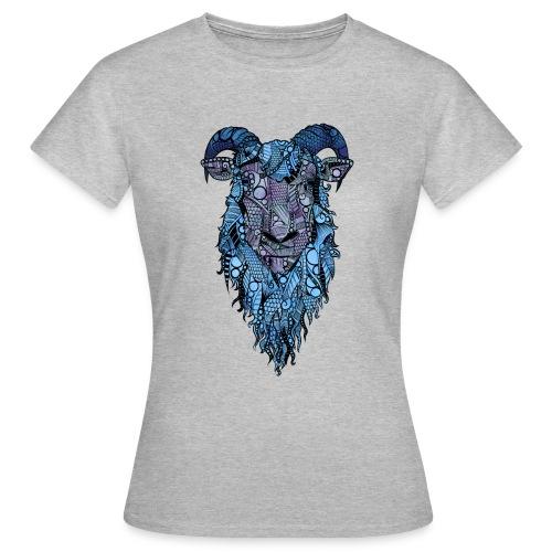 Sau - T-skjorte for kvinner