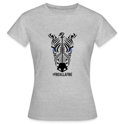 finoallafine - Maglietta da donna