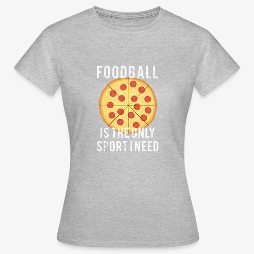Foodball - Maglietta da donna