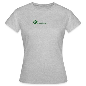 Logo DomesSport Green noBg - Frauen T-Shirt