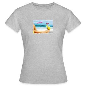 vipreiser 2017 design - T-skjorte for kvinner