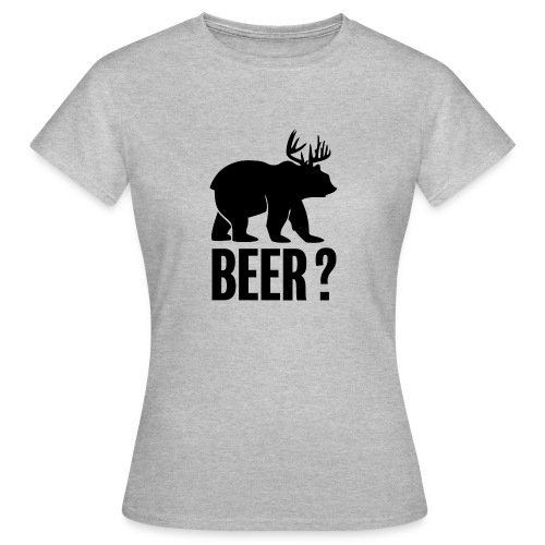 Beer - T-shirt Femme