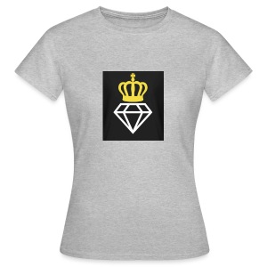 Diamantenkrone - Frauen T-Shirt