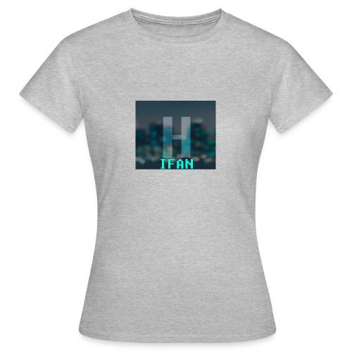HardstyleEurope-T'Shirts - T-skjorte for kvinner