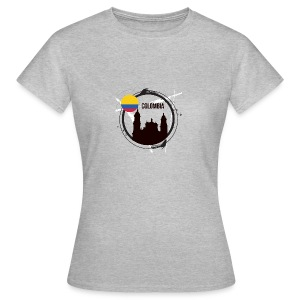 Kolumbien T-Shirt - Frauen T-Shirt