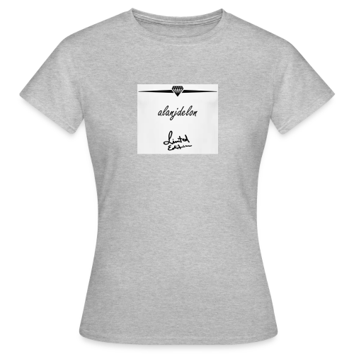 Alanjdelon - Frauen T-Shirt