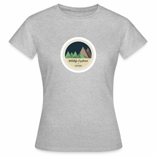 Badge - Wildlife Explorer - Women's T-Shirt