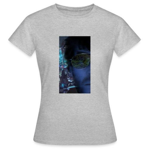 Cyberpunk - Fly verkligheten med en T-shirt - T-shirt dam