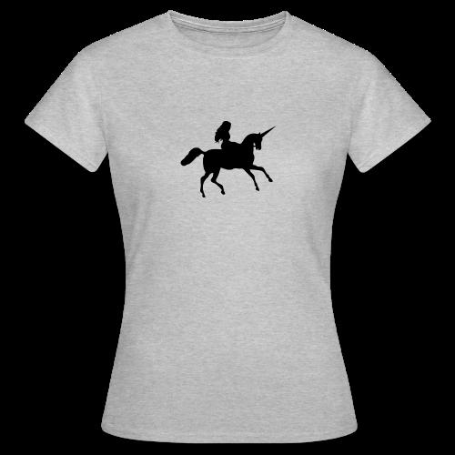 Einhorn - Frauen T-Shirt