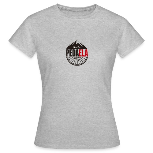 PEDAELA - Camiseta mujer