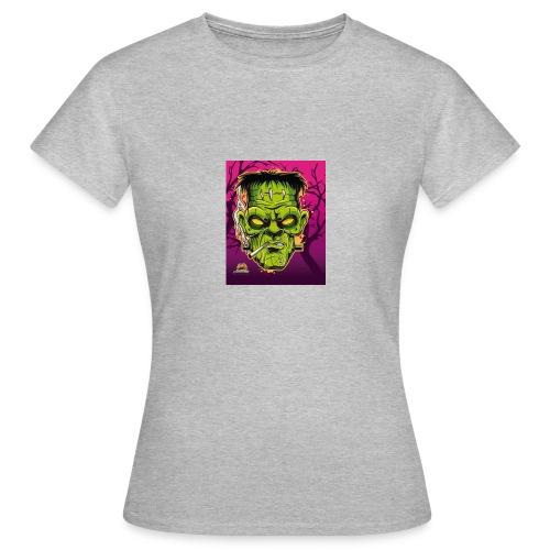 frankenstein - Camiseta mujer