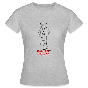 Logo Billy Roth - Frauen T-Shirt