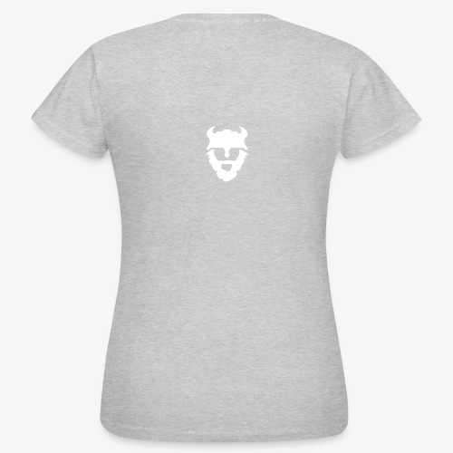 NORTH GYM Viking Head - Frauen T-Shirt