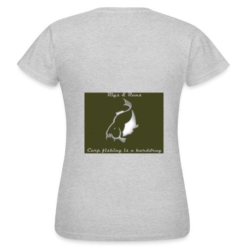 Rigs & Runs - Vrouwen T-shirt