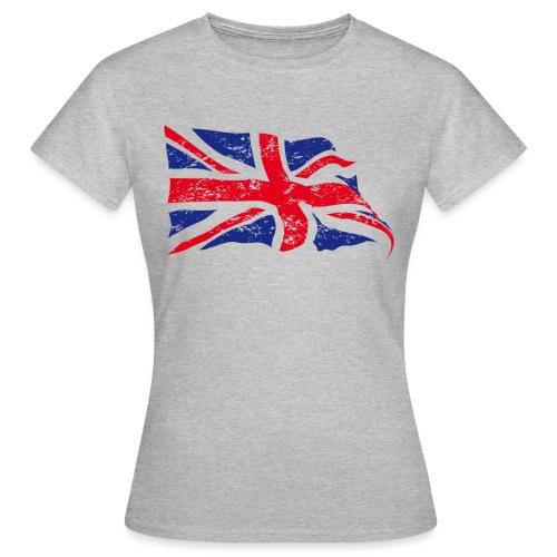 Angleterre - T-shirt Femme