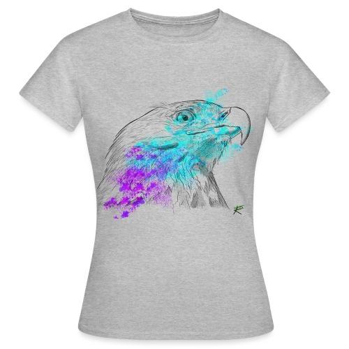 Aquila color - Maglietta da donna