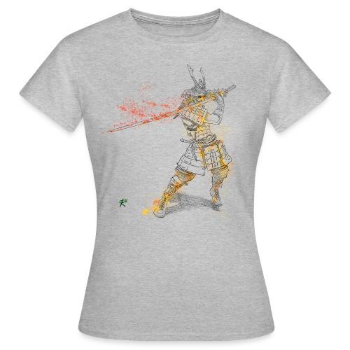 Samurai color - Maglietta da donna