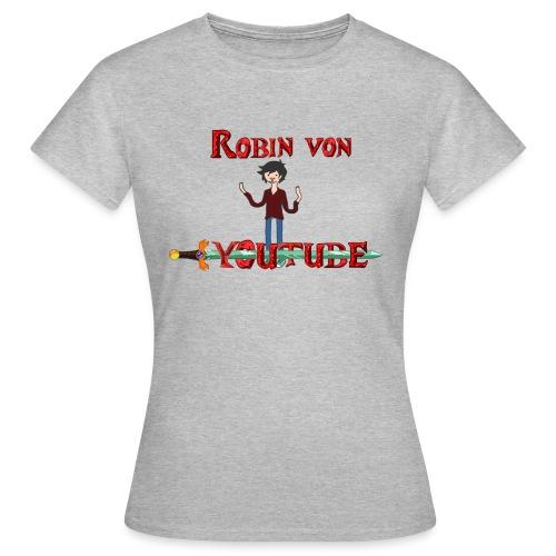 Adventure Robin - Frauen T-Shirt