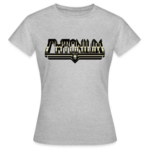 chtonium gul png - Women's T-Shirt