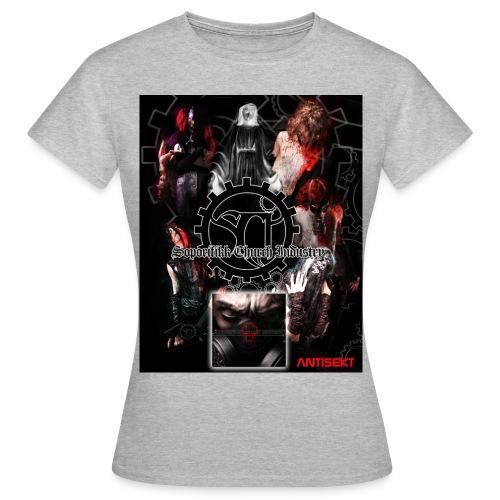 Affiche SCI jpg - T-shirt Femme