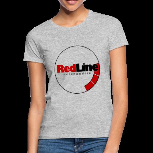 RedLine Logo - Women's T-Shirt