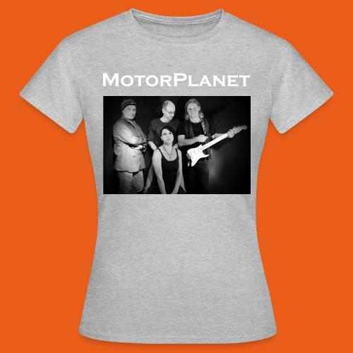 Nordsee Zeitung4000px JPG - Frauen T-Shirt