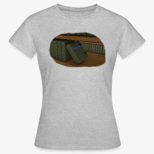 Gwendolyn Godwin - Frauen T-Shirt