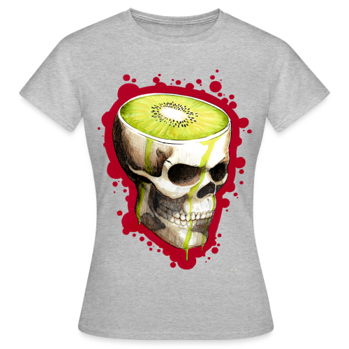 Czacha Kiwi - Koszulka damska