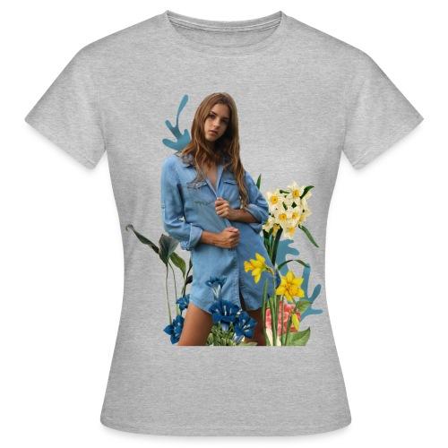 flowers Emily - Women's T-Shirt